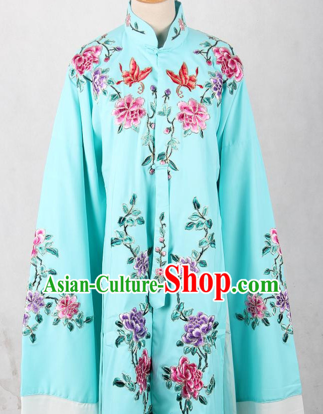 Embroidered Chinese Female Hua Dan Costume Opera Costumes Chinese Clothing Opera Mask Cantonese Opera Chinese Culture Chinese Dance