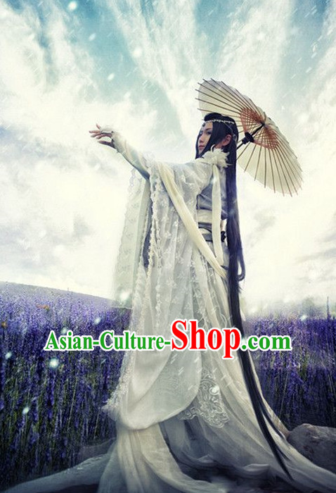 Chinese Halloween Costumes for Men
