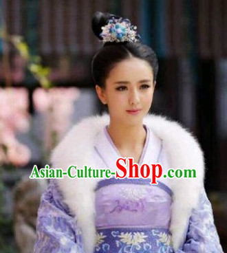 Ancient Chinese Empress Headpieces Hair Accessories
