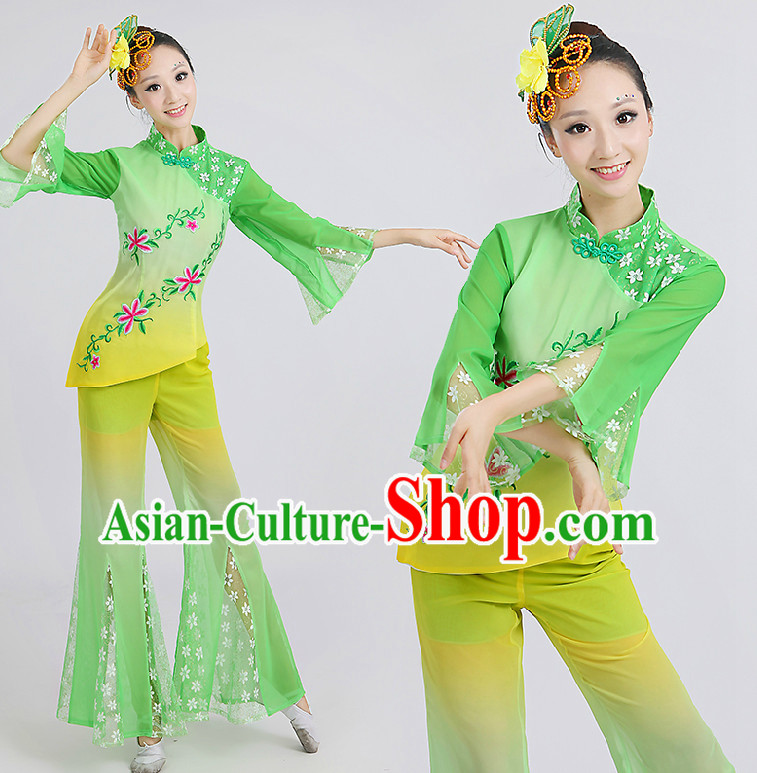 Chinese Dance Costumes Costume Discount Dance Costume Gymnastic Leotard Dancewear Chinese Dress Dance Wear