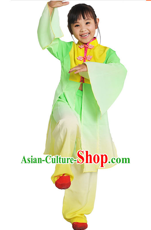 Chinese Classical Dance Costume Competition Dance Costumes for Kids