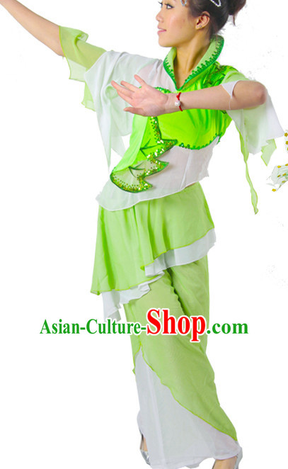 Chinese Fan Dance Costume Discount Dance Costume Ideas Dancewear Supply Dance Wear Dance Clothes Suit