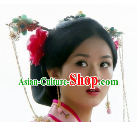 Chinese Ancient Brial Wedding Hair Accessories Hair Jewelry