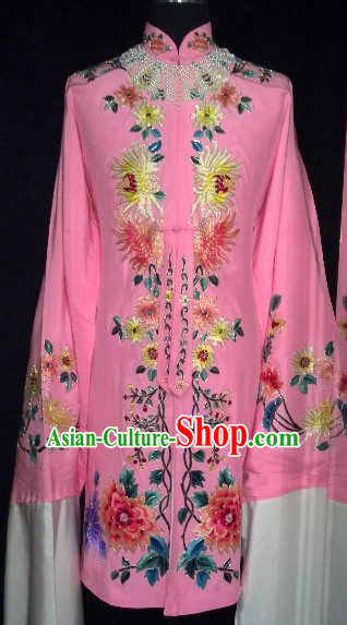 Long Water Sleeves Hua Tan Embroidered Robes