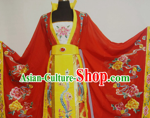 Chinese Opera Empress Costume for Women