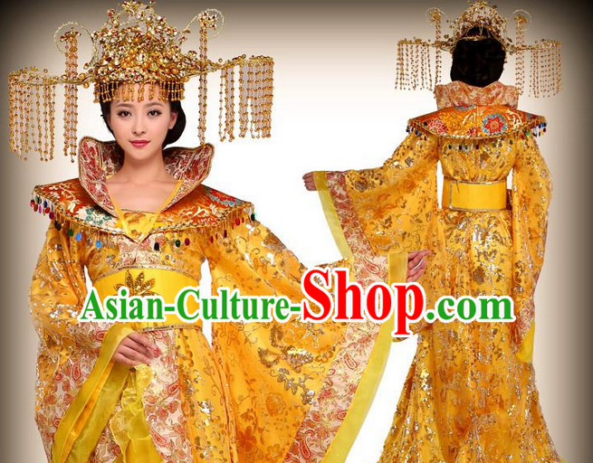 Ancient Chinese Empress Costumes