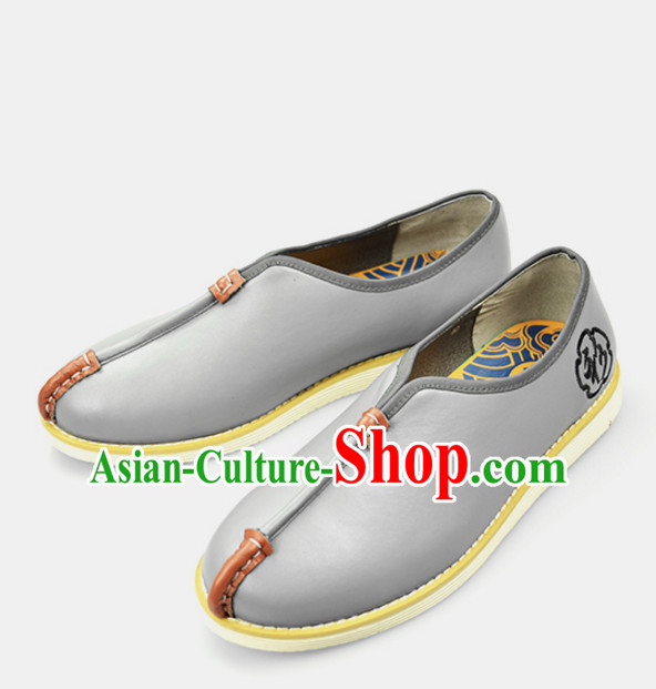Handmade Traditional Chinese Classic Shoes for Men