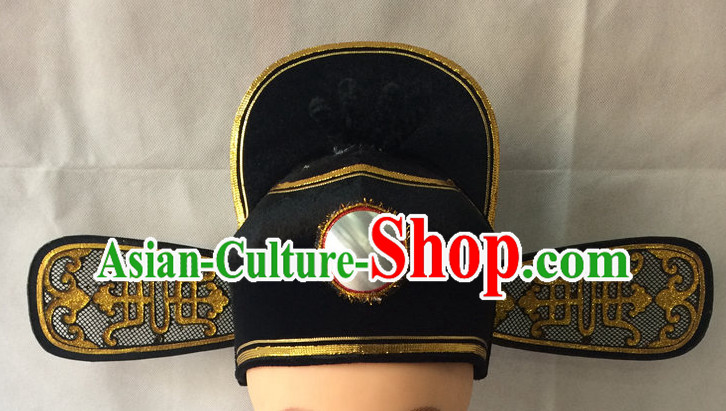 Traditional Chinese Classical Opera Official Hat for Men