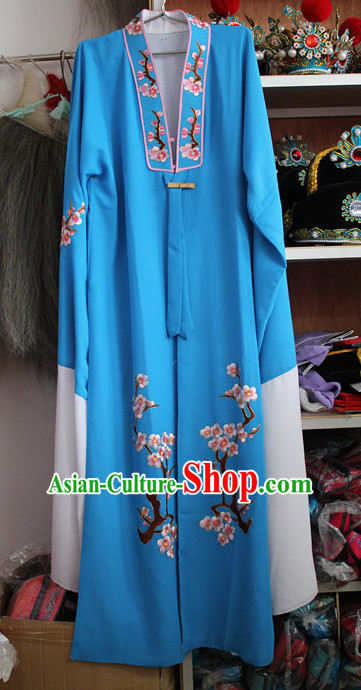 Ancient Chinese Water Sleeves Hanfu Dresses Complete Set for Men