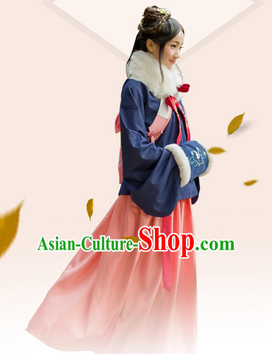 Chinese Ancient Hanfu Clothing for Sale