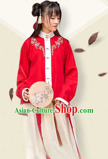 Chinese Ancient Buy Hanfu Clothing for Sale