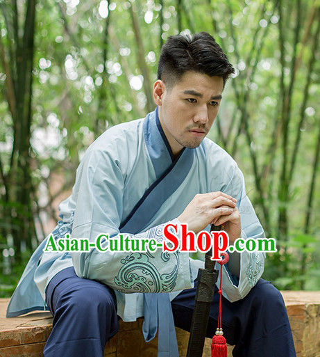 Han Chinese Costume for Men