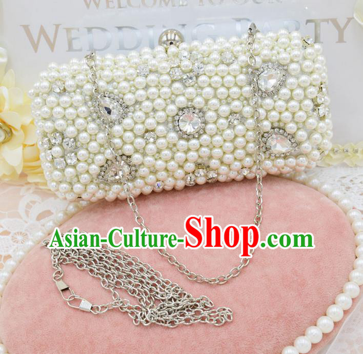 Traditional Jewelry Accessories, Princess Wedding Dinner Accessories, Bride Wedding Bags, Bag Accessories, Evening Bag for Women