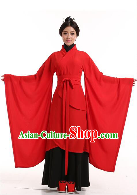 Han Fu Ancient Chinese Clothes Chinese Style Costumes Classic Dancing Clothes State of Seremonies Yun Xuanji Complete Set