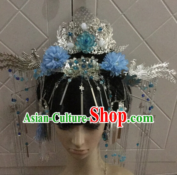 Ancient Chinese Style Princess Empress Hair Accessories for Women Girls Adults Children