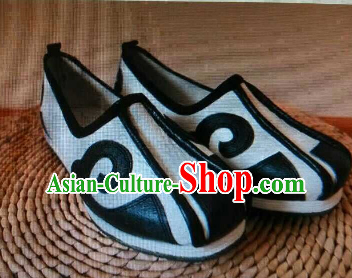 Handmade Ancient Traditional Chinese Handmade Hanfu Shoes China Shoes