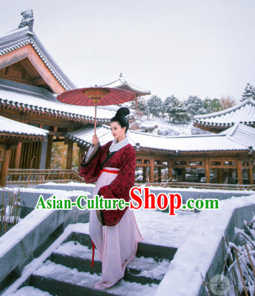 Ancient Chinese Beauty Costumes for Women