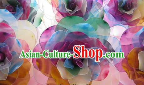 0.8 Meter Colorful Rose Flower Dance Props Props for Dance Dancing Props for Sale for Kids Dance Stage Props Dance Cane Props Umbrella Children Adults