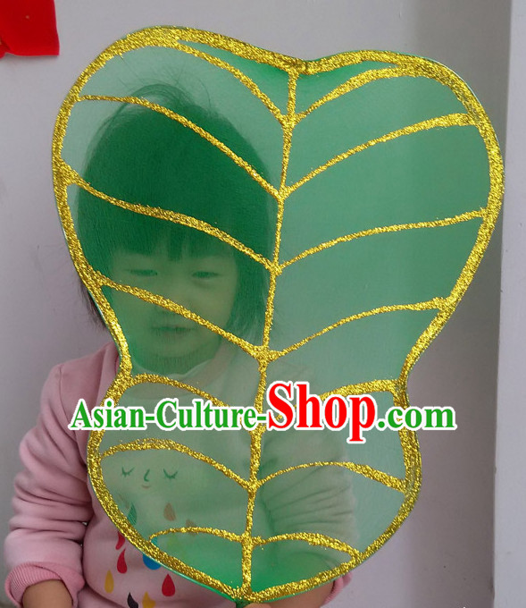 Palm-leaf Fan Dance Props Props for Dance Dancing Props for Sale for Kids Dance Stage Props Dance Cane Props Umbrella Children Adults