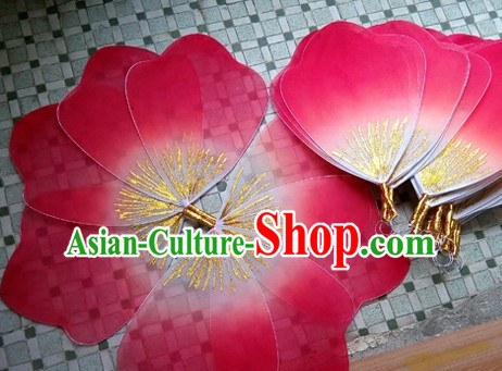 0.4 Meter Petal Dance Props Props for Dance Dancing Props for Sale for Kids Dance Stage Props Dance Cane Props Umbrella Children Adults