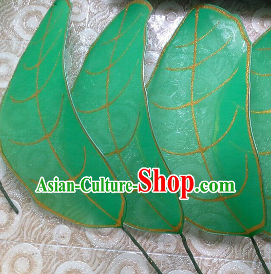 Big Green Leaf Stage Performance Dance Props