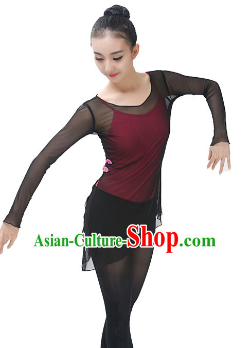 Traditional Chinese Classical Dance Costumes Custom Dance Costume Folk Dancing Chinese Dress Cultural Dances and Headdress Complete Set for Women and Girls