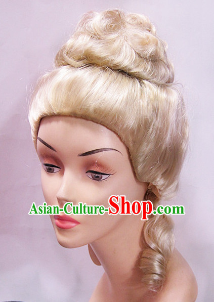 Traditional Wigs Ladies Wigs Male Female Lace Front Wigs Custom Hair Pieces