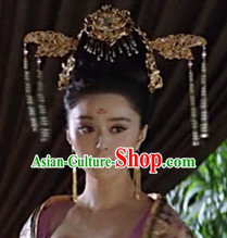 Ancient Chinese Empress Hair Jewelry Hairpieces