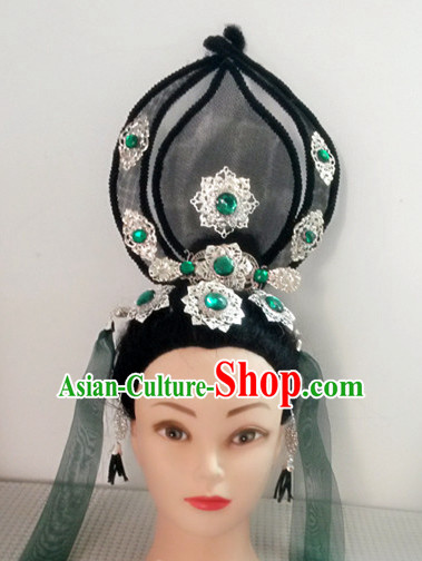 Ancient Chinese Fairy Lady Hair Jewelry Hairpieces