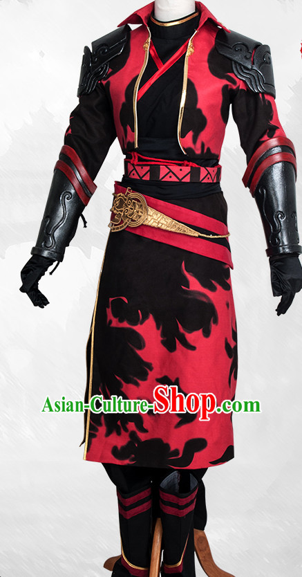 Top Chinese Stage Performance Cosplay Costume for Men