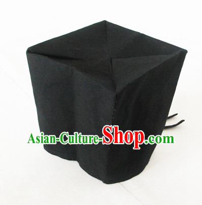 Traditional Chinese Ancient Oriental Hat for Men