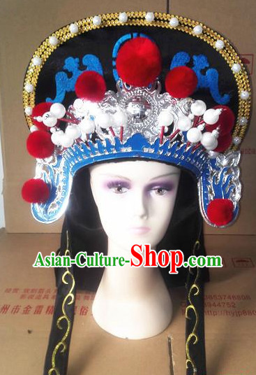 Chinese Headdress Opera Solider Hat for Men