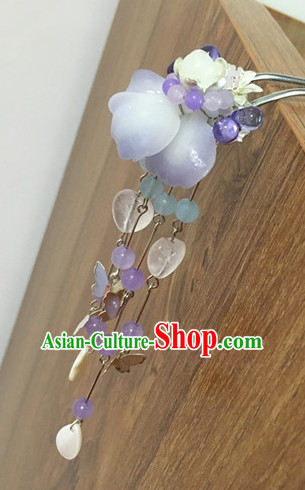 Chinese Ancient Headdress Hairpin Headwear Jewelry for Women Girls