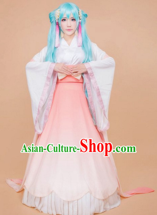 Chinese Fairy Cosplay Costumes Complete Set for Men