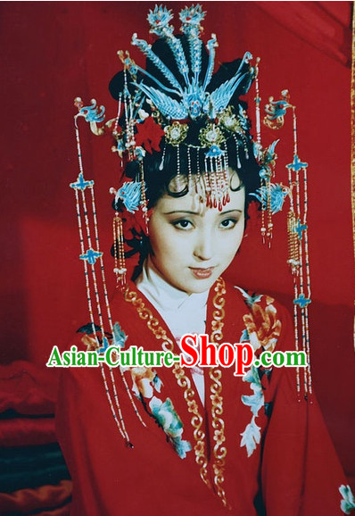 Dream of Red Chamber Lin Daiyu Phoenix Hair Accessories for Women or Girls