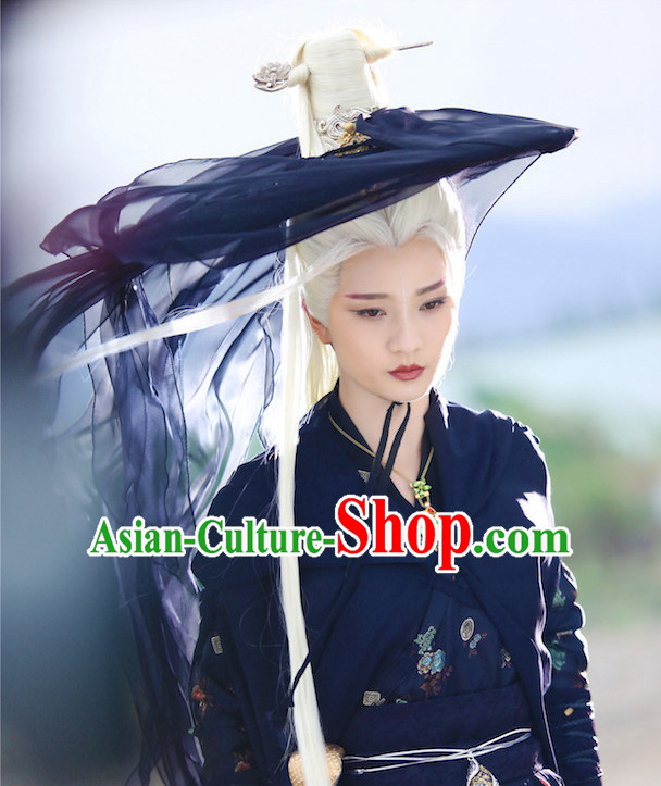 Black Asian Straw Hat Rice Hat Conical Hats Bamboo Hat Coolie Hat Chinese Headwear Kung Fu Master Peasant Headdress Hat Sun Hat Style Hat Fisherman Hat for Men or Women