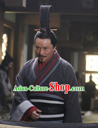 Ancient Chinese Han Dynasty Hat for Men