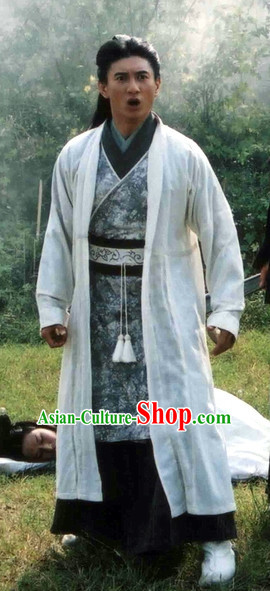 Custom Made Made to Order Traditional Chinese Style Ancient China Hanfu Clothing Garment Clothes Suits Dresses Men Children