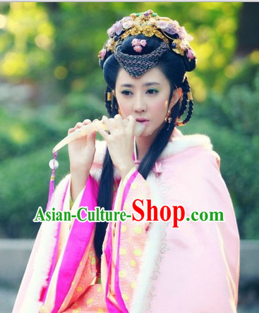 Chinese Traditional Style Princess Hair Decorations for Women