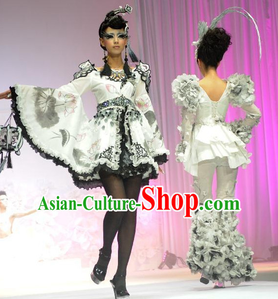 Custom Make Made to Order Custom Made Professional Stage Performance Costumes
