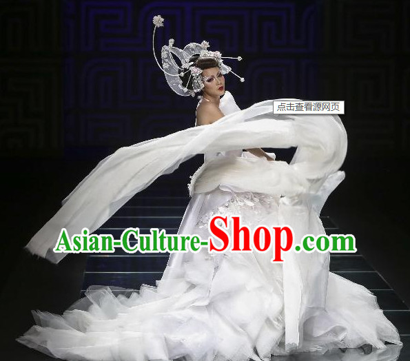 Custom Tailored Custom Make Made to Order Chinese Style Custom Made Professional Stage Performance Costumes