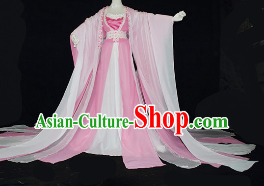Imperial Royal Hanfu Ancient Chinese Clothing Complete Set for Women