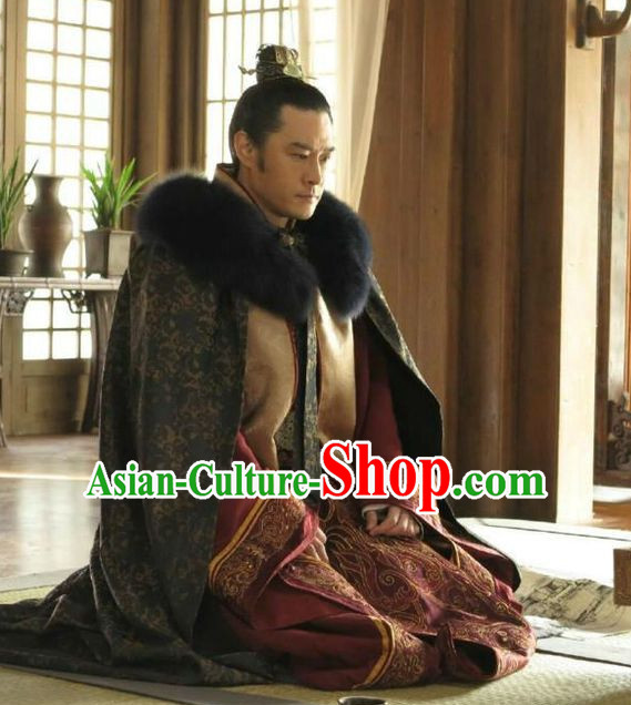 Chinese Ancient General Nobleman Cape