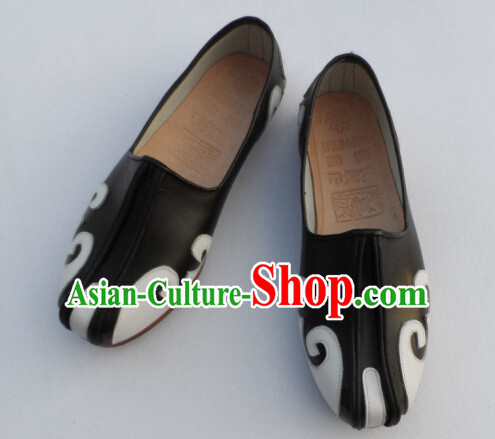 Top Chinese Classic Traditional Kungfu Master Tai Chi Shoes Kung Fu Shoes Martial Arts Shoes