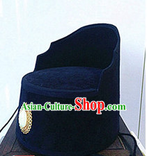 Ancient Traditional Asian Chinese Style Hat for Men