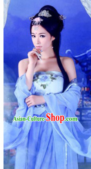 Traditional Chinese Lady Dress Chinese Knight Clothing Cloth China Attire Oriental Dresses Complete Set for Men