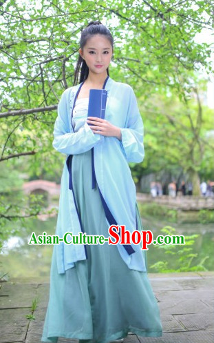 Chinese Traditional Clothing Hanfu Clothes for Women
