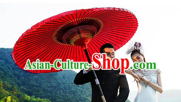 Super Big Handmade 2 Meters Giant Stage Performance Parade Umbrella