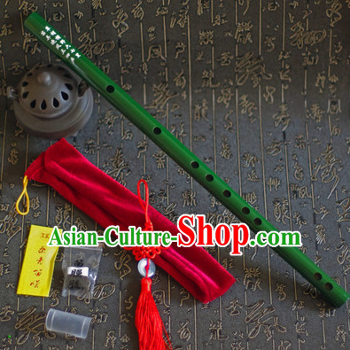 China Ancient Dynasty Traditional Props Bamboo Flute