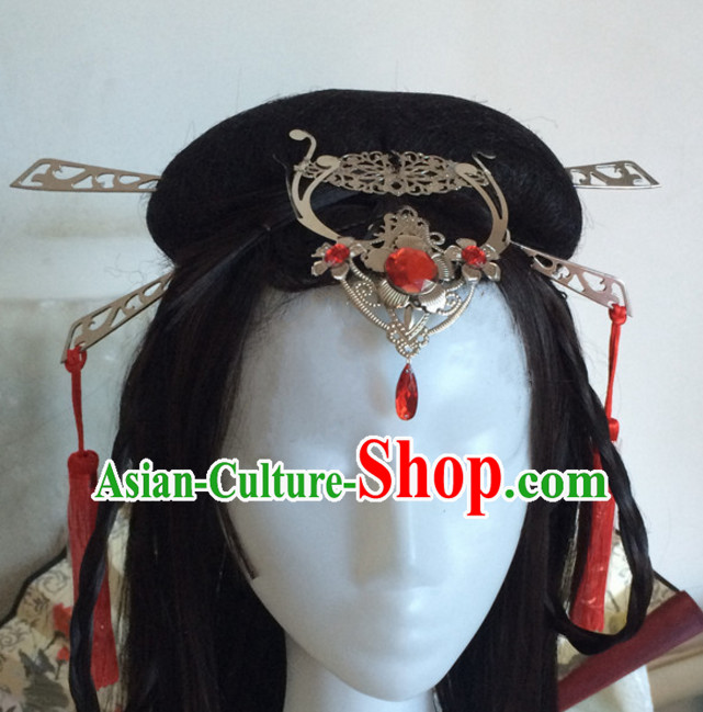 Chinese Traditional Princess Headpieces